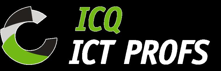 ICQ-ICT Profs